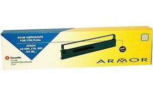 Černá nylonová páska Armor kompatibilní s Epson Gr.633 (Gr633, Gr 633) pro LQ 800 - Alternativní F25355