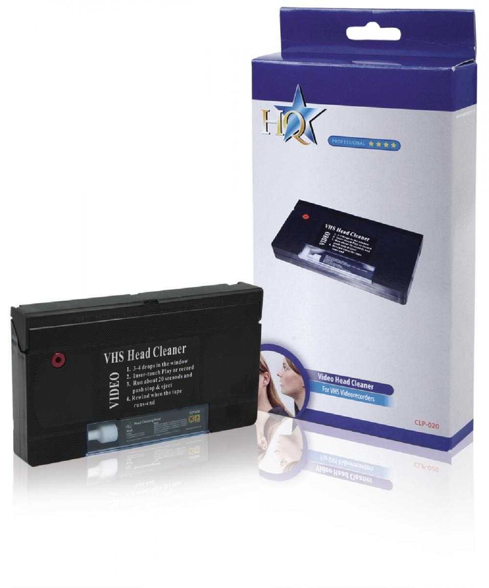 VHS Čistič hlav