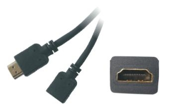 Prodlužovací kabel HDMI-HDMI 2m