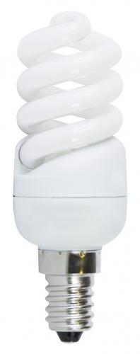 Úsporná žárovka FULL SPIRAL E14 9W teplá bílá