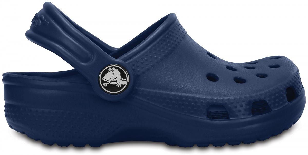 Crocs Classic Kids - Navy, M2/W4 (33-34)
