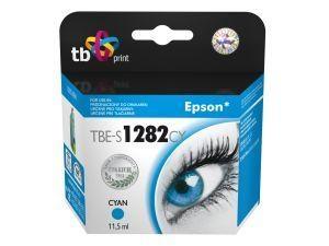 Azurová inkoustová kazeta TB kompatibilní s Epson T1282 - Alternativní TBE-S1282CY