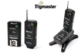Aputure TrigMaster MX1C - dálkový ovladač záblesku (Canon) MX1C