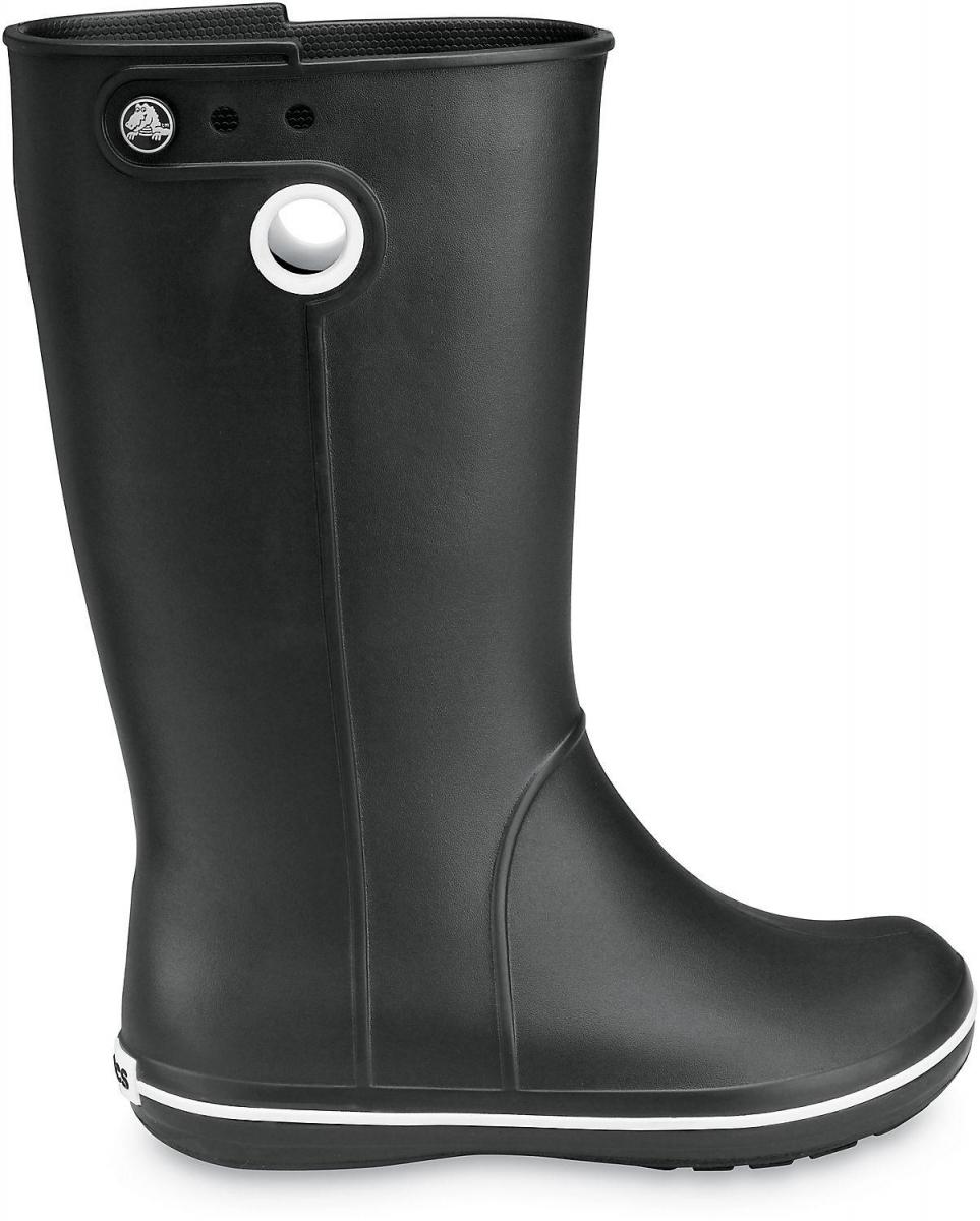 Crocs Crocband Jaunt Women's Black, W6 (36-37)