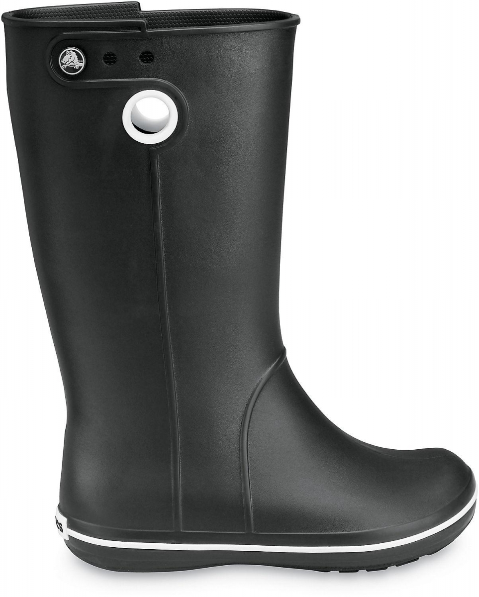 Crocs Crocband Jaunt Women's - Black, W8 (38-39)