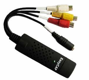 Technaxx USB Video Grabber - převod VHS do digitální podoby (TX-20) 1604