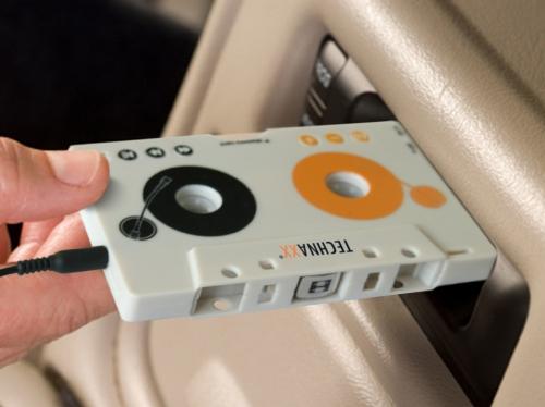 Technaxx Digitape adaptér - kazetová redukce pro MP3 (DT-02) 3624