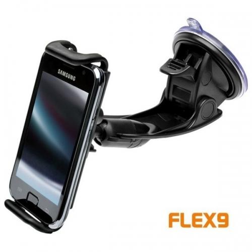 """Univerzální držák CELLY FLEX9 pro GPS navigace, Smartphone, 7"""" tablety FLEX9"""