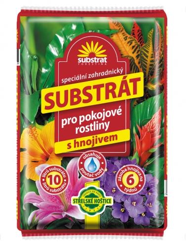 Substrát Forestina - Pokojové rostliny 10 l