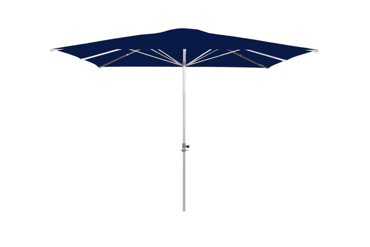 Zahradní slunečník Doppler ALU EXPERT-TELESKOP 300x300 - 810 Tmavě modrá