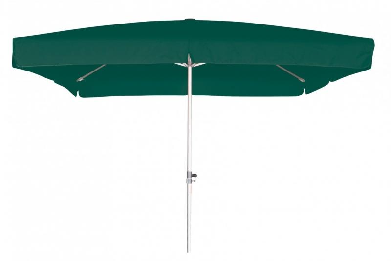 Zahradní slunečník Doppler ALU EXPERT-TELESKOP 300x300 - 812 Tmavě zelená