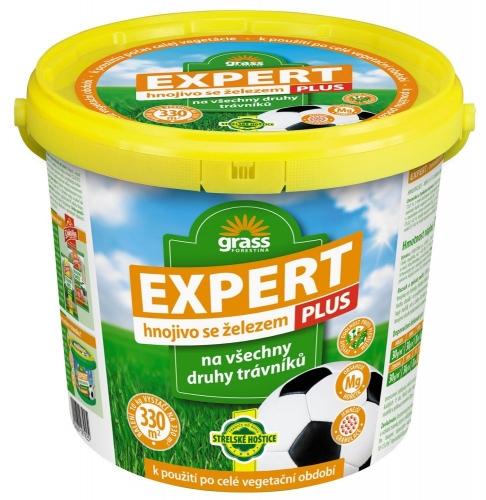 Hnojivo na trávník Expert plus 10kg