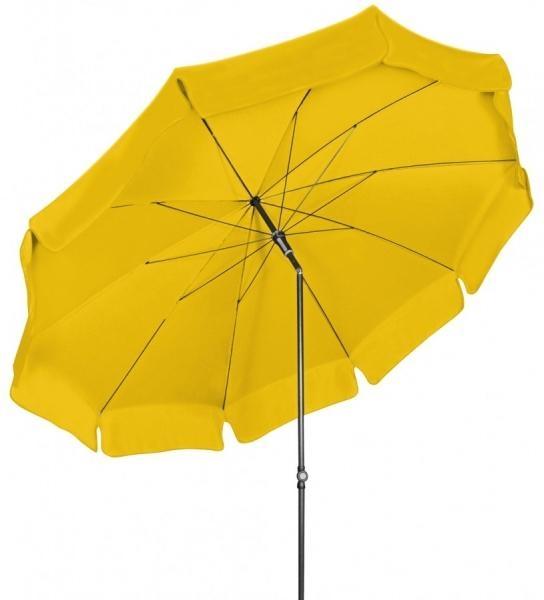 Zahradní slunečník Doppler SUNLINE III 150 - Žlutá
