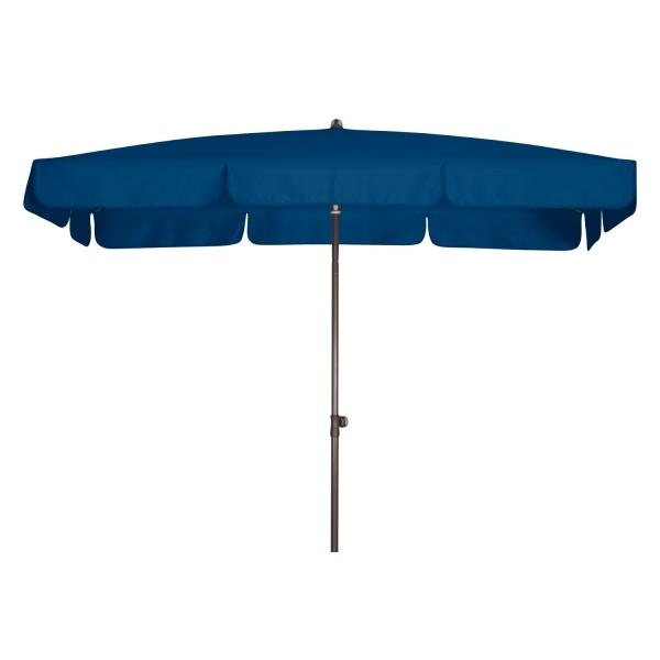 Zahradní slunečník Doppler SUNLINE WATERPROOF III 260x150 - Tmavě modrá