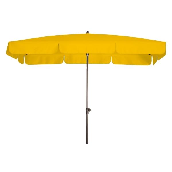 Zahradní slunečník Doppler SUNLINE WATERPROOF III 260x150 - Žlutá