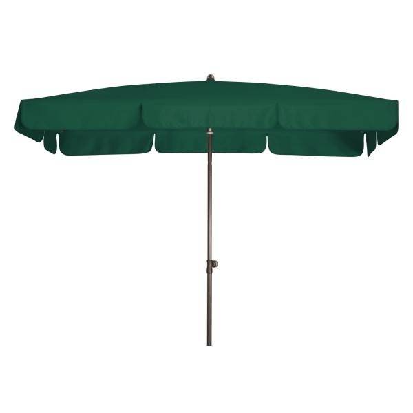 Zahradní slunečník Doppler SUNLINE WATERPROOF III 260x150 - Tmavě zelená