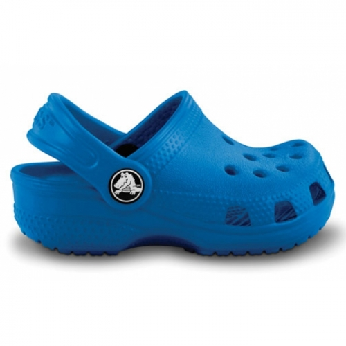 Crocs Littles Sea Blue, C2/C3 (19-20)