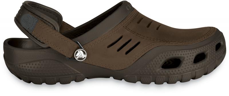 Crocs Yukon Sport Espresso/Espresso, M9/W11 (42-43)