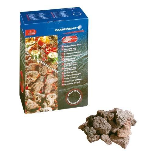 Lávové kameny na grilování, 3 kg