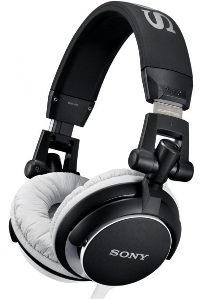 Sluchátka Sony Extra Bass & DJ type MDR-V55 MDRV55B.AE