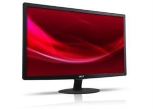 "24"" LED Acer S240HLbid -Full HD,5ms, slim, DVI ET.FS0HE.005"