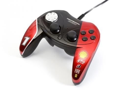 Thrustmaster Gamepad F1 - Ferrari F60, pro PC (2960718) 2960718