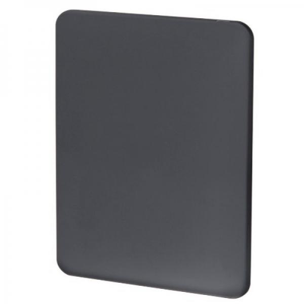 Silikonové pouzdro Hama Button pro Apple iPad, šedé