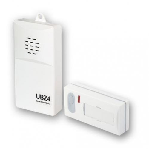 Bezdrátový zvonek UBZ4-1