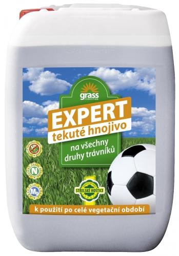 Hnojivo na trávník Expert - tekutý 20 l