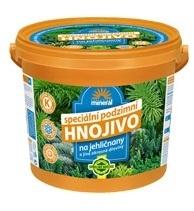 Hnojivo PODZIMNÍ - jehličnany 5 kg