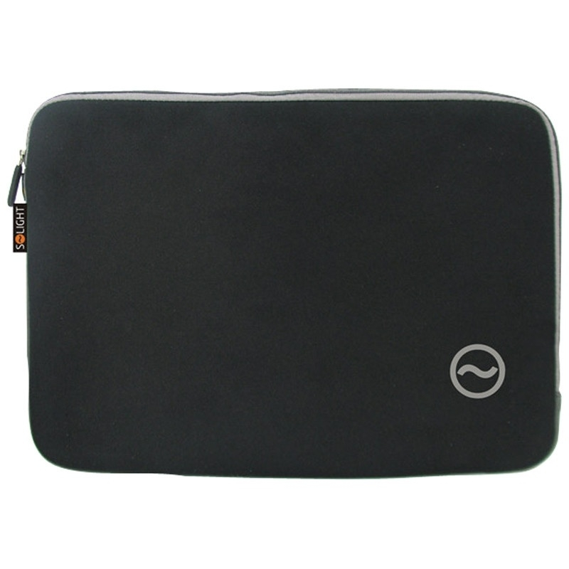 Solight neoprenové pouzdro na notebook, 15 - 16'', černé