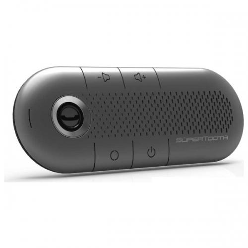 Bluetooth HF na stínítko SuperTooth CRYSTAL, MultiPoint, AutoConnect, AutoPairing, titanová šedá 004112Z