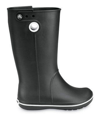 Crocs Crocband Jaunt Women's - Black, W5 (34-35)