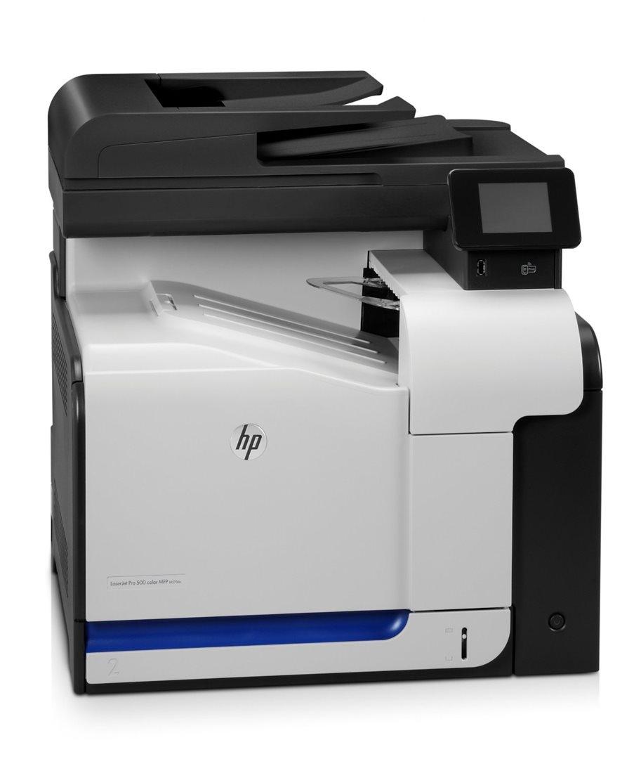 LJ Pro 500 Color MFP M570dn CZ271A#B19