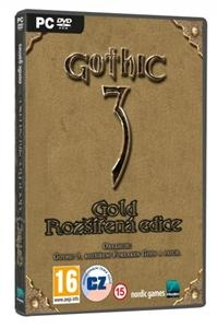 Gothic 3 Gold Enhanced Edition 8592720120073
