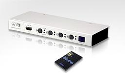 4 port HDMI switch 4PC-1HDMI 4710423775190