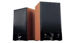 Speaker GENIUS SP-HF 1250B wood 40W 31731022100