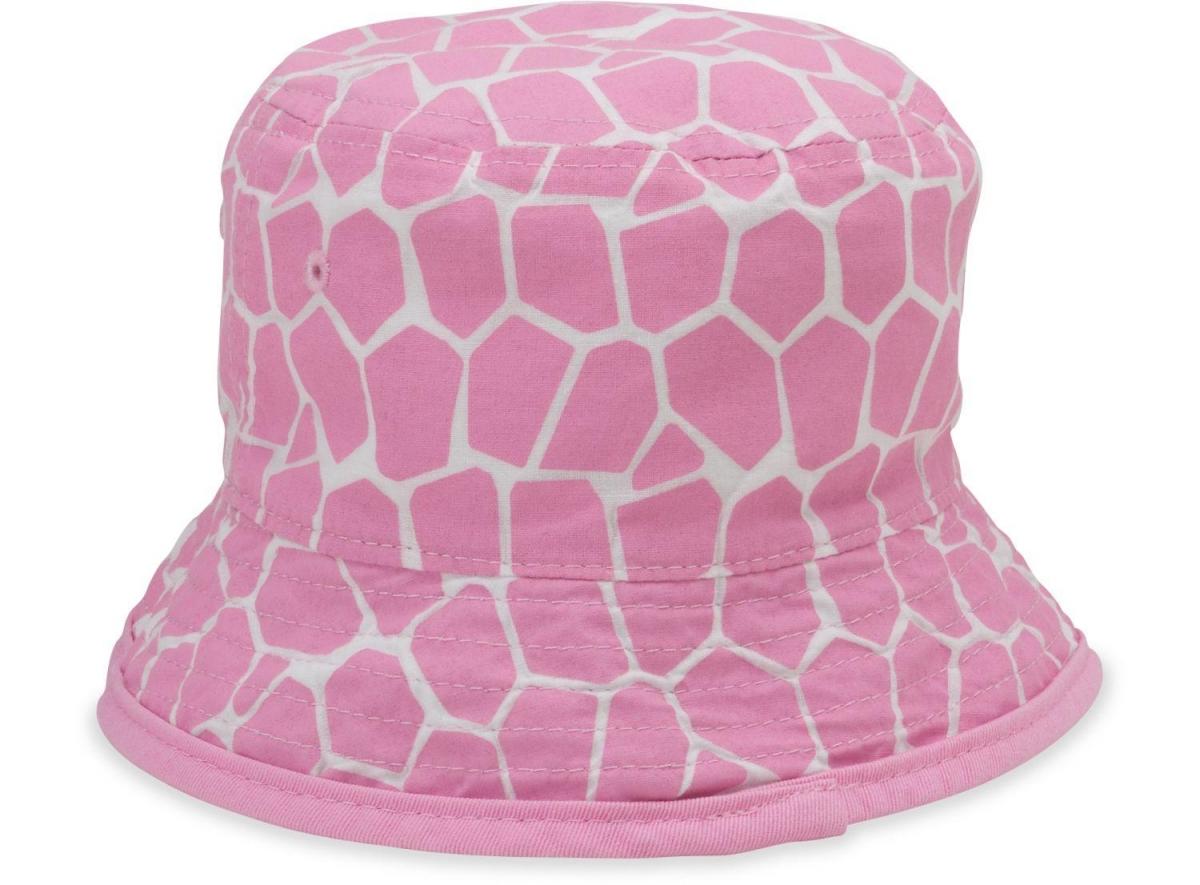 Crocs Toddler Reptile Bucket White/Pink