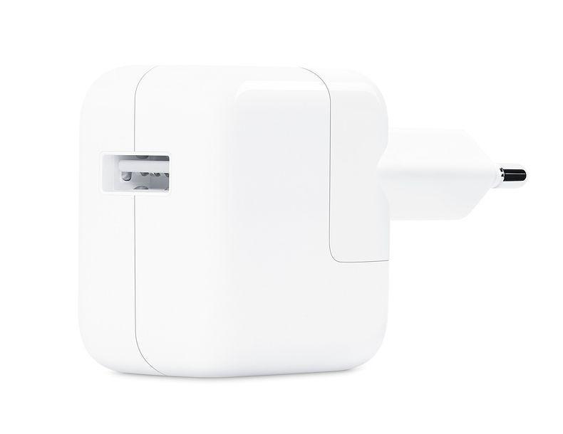 USB nabíječka originální Apple, 1xUSB, 2A/12W MD836ZM/A