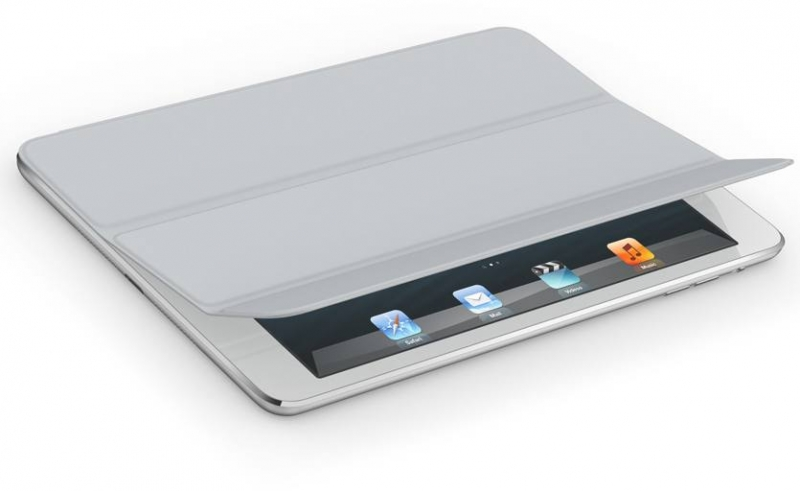 iPad mini Smart Cover - Light Gray MD967ZM/A