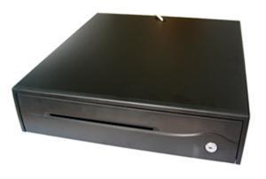 Pokladní zásuvka Birch POS-420 24V, RJ12, černá POS-203B
