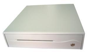 Pokladní zásuvka Birch POS-420 24V, RJ12, béžová POS-203W