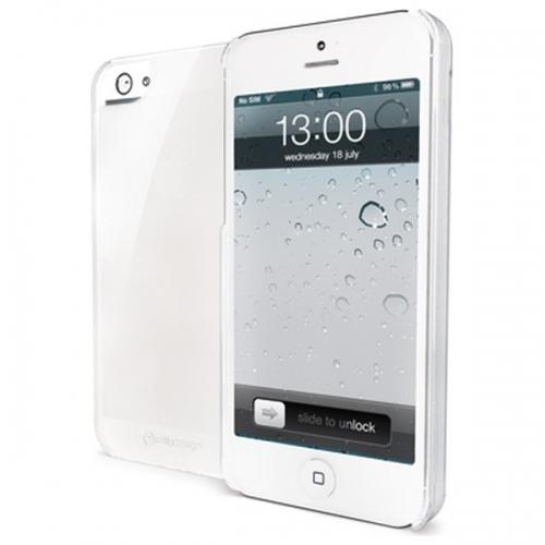 Silikonový obal Celly Gelskin pro Apple iPhone 5/5S/SE, čirý GELSKIN185