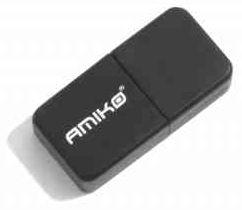 AMIKO USB Wifi adaptér nano 5999883019344