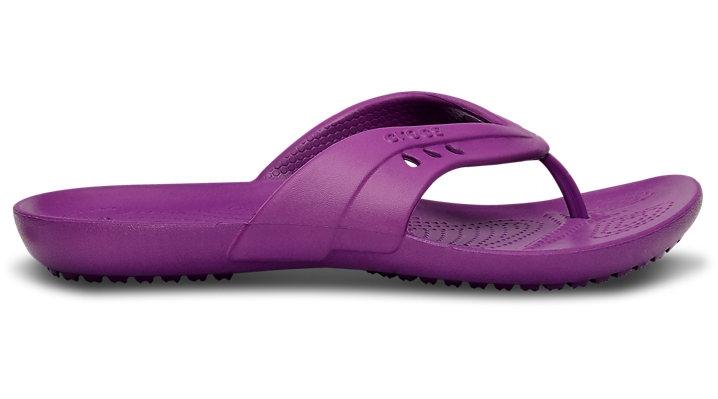 Crocs Kadee Flip Women - Dahlia, W6 (36-37)