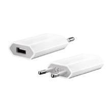 USB nabíječka originální iPhone A1300, 1xUSB, 1A, (Bulk) A1300