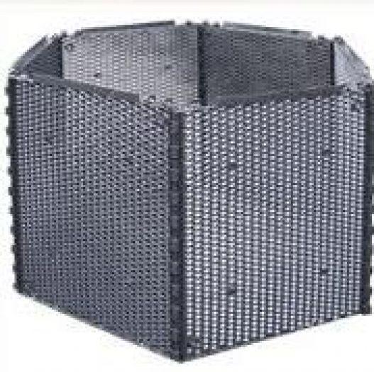 Kompostér síťový variabilní - 650 l (šest stěn)