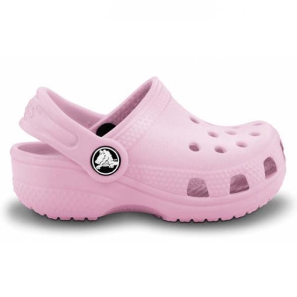 Crocs Littles - Bubblegum, C2/C3 (19-20)