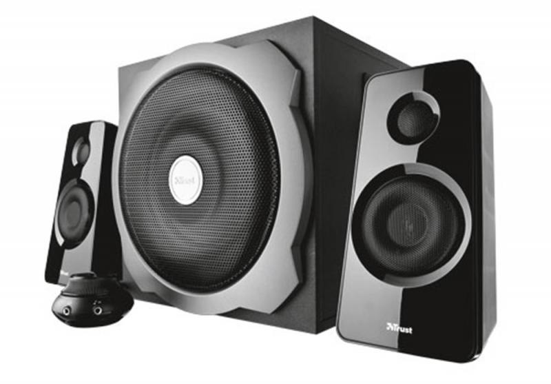 zvuk. systém TRUST Tytan 2.1 Speaker Set 60W black 19019