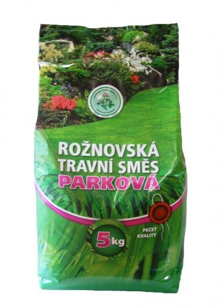 Parková travní směs ROŽNOVSKÁ 5kg